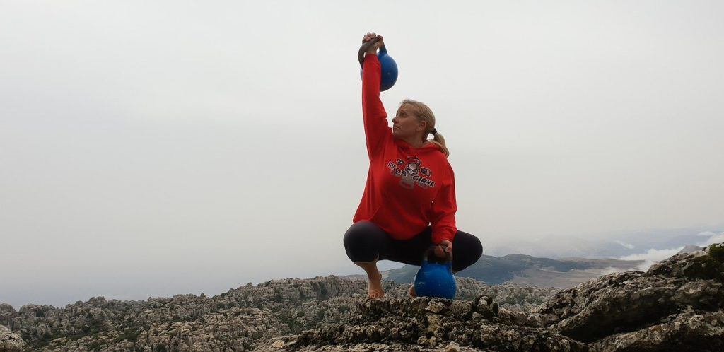 kettlebell training voor sterke gewrichten