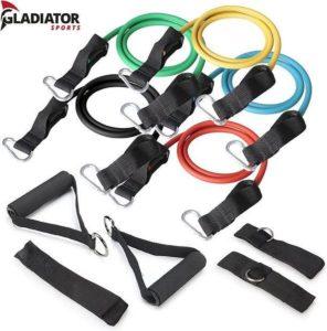 Gladiator_sports_fitnesselastieken